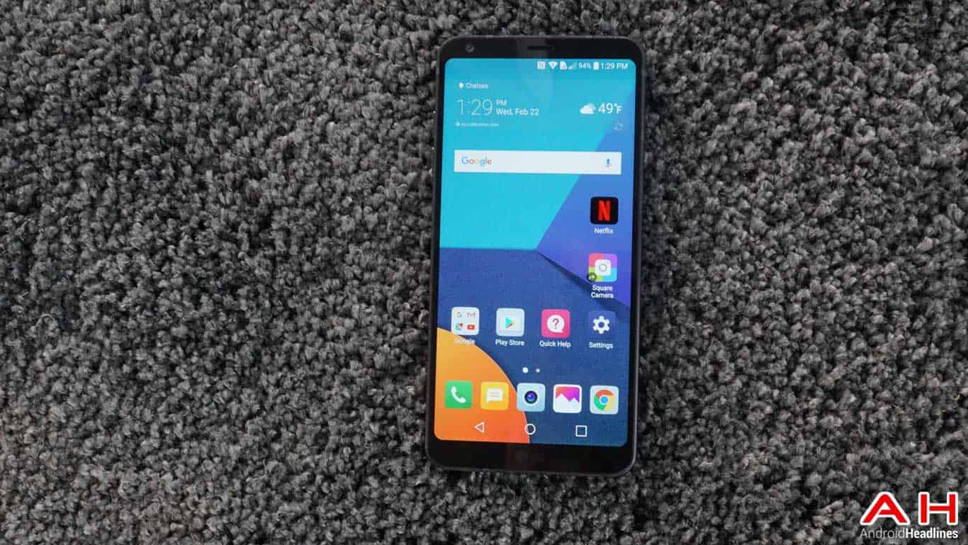 LG G6 Hands On AH 44