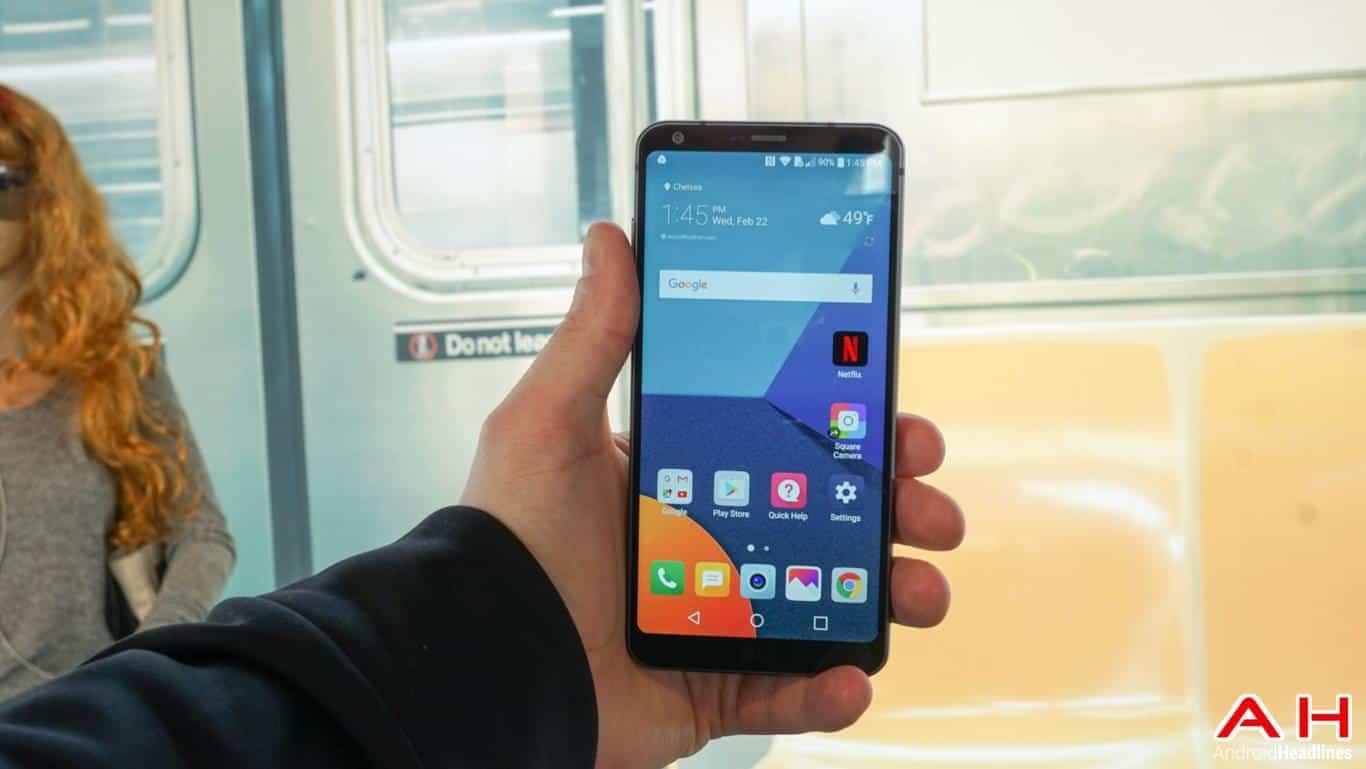 LG G6 Hands On AH 78