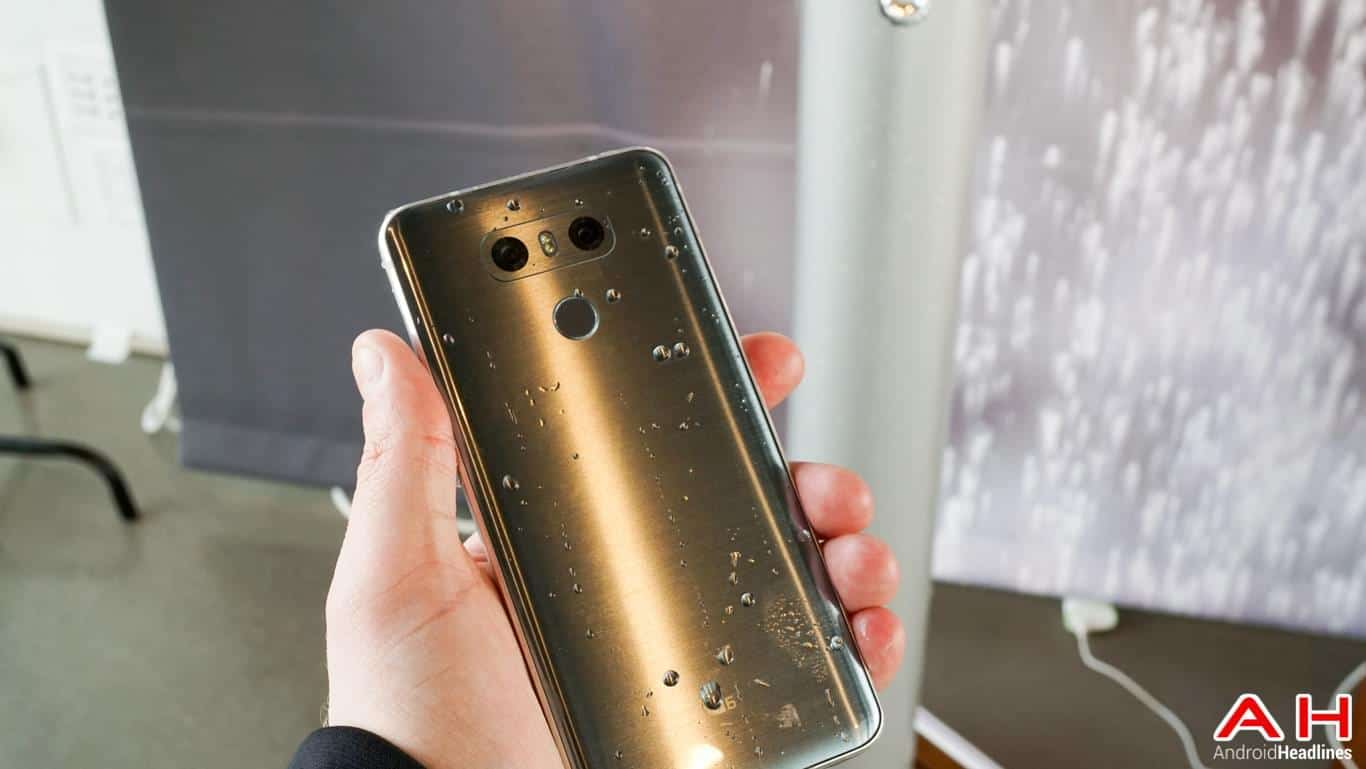 LG G6 Hands On AH 80
