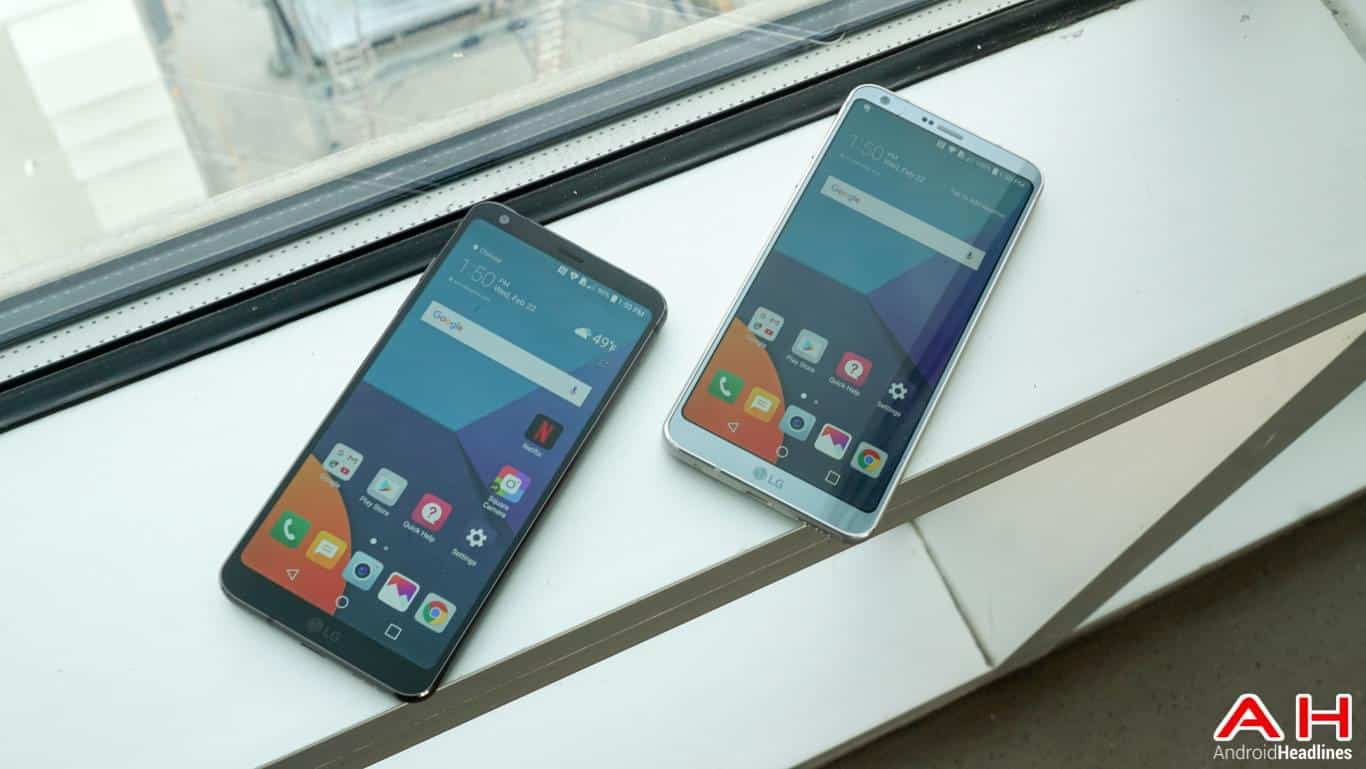 LG G6 Hands On AH 81