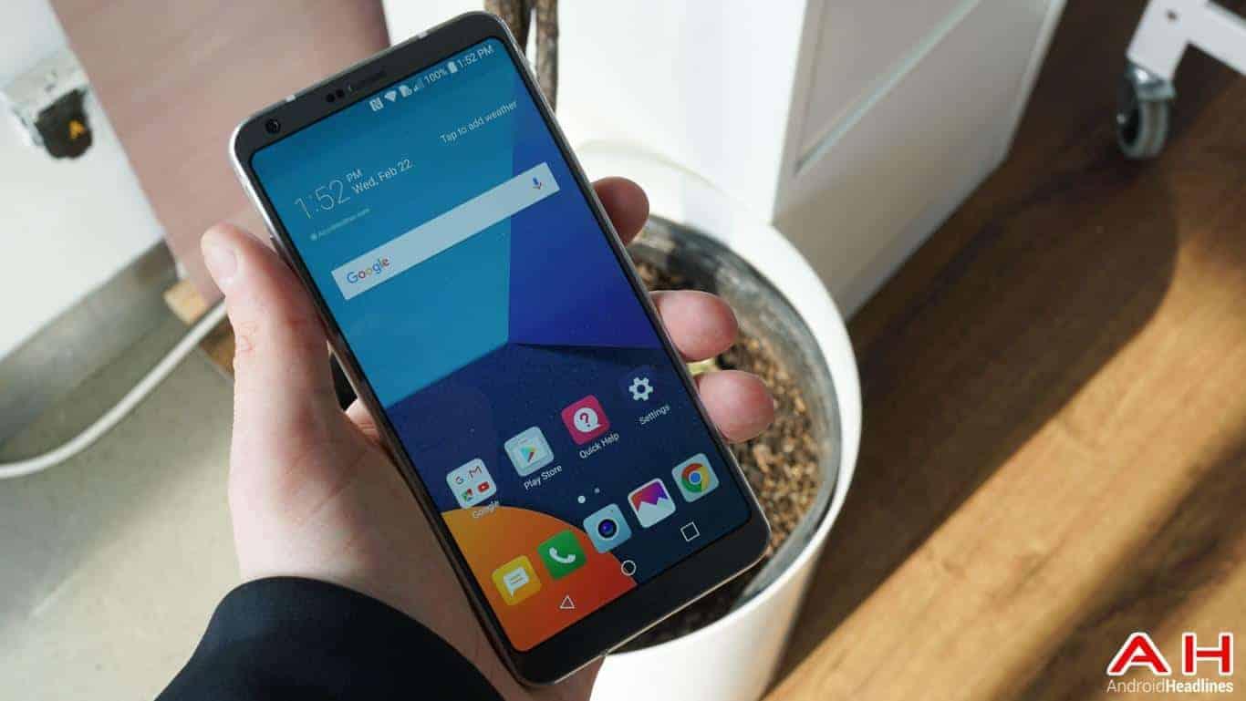 LG G6 Hands On AH 91