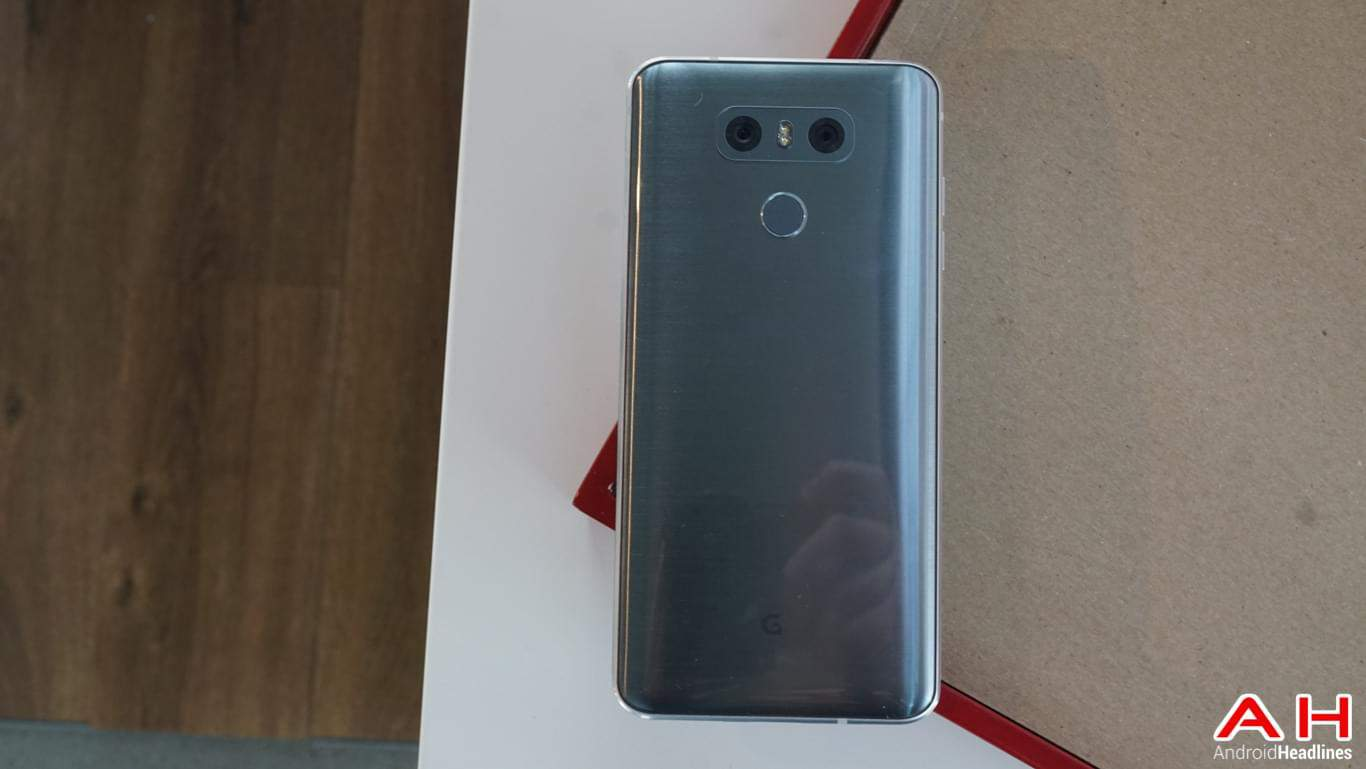 LG G6 Hands On AH 95