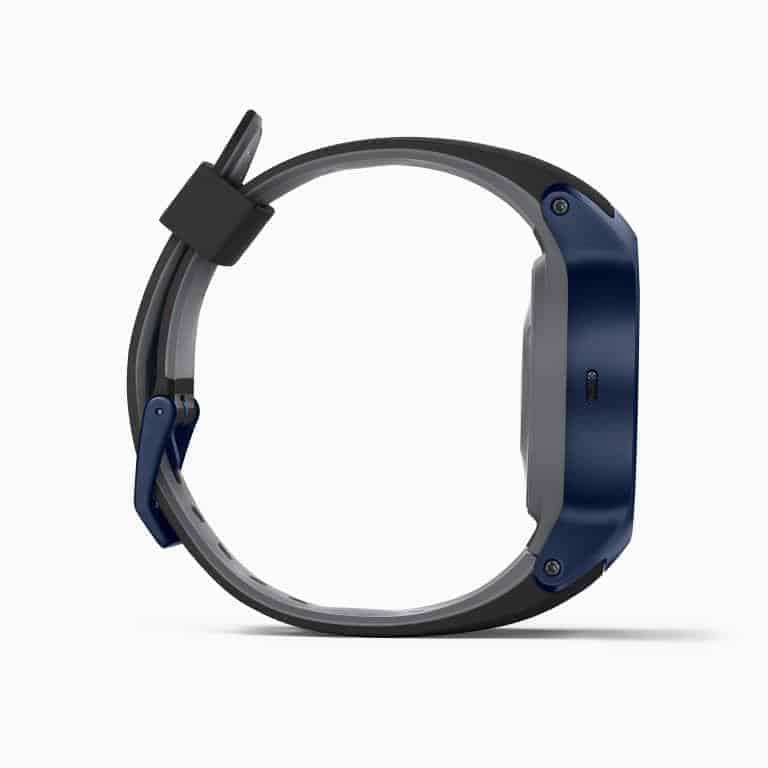 LG Watch Sport Android Wear Smartwatch Official Dark Blue 4