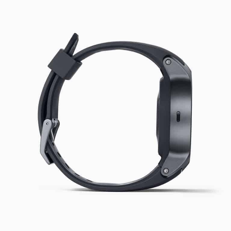 LG Watch Sport Android Wear Smartwatch Official Titanium 3