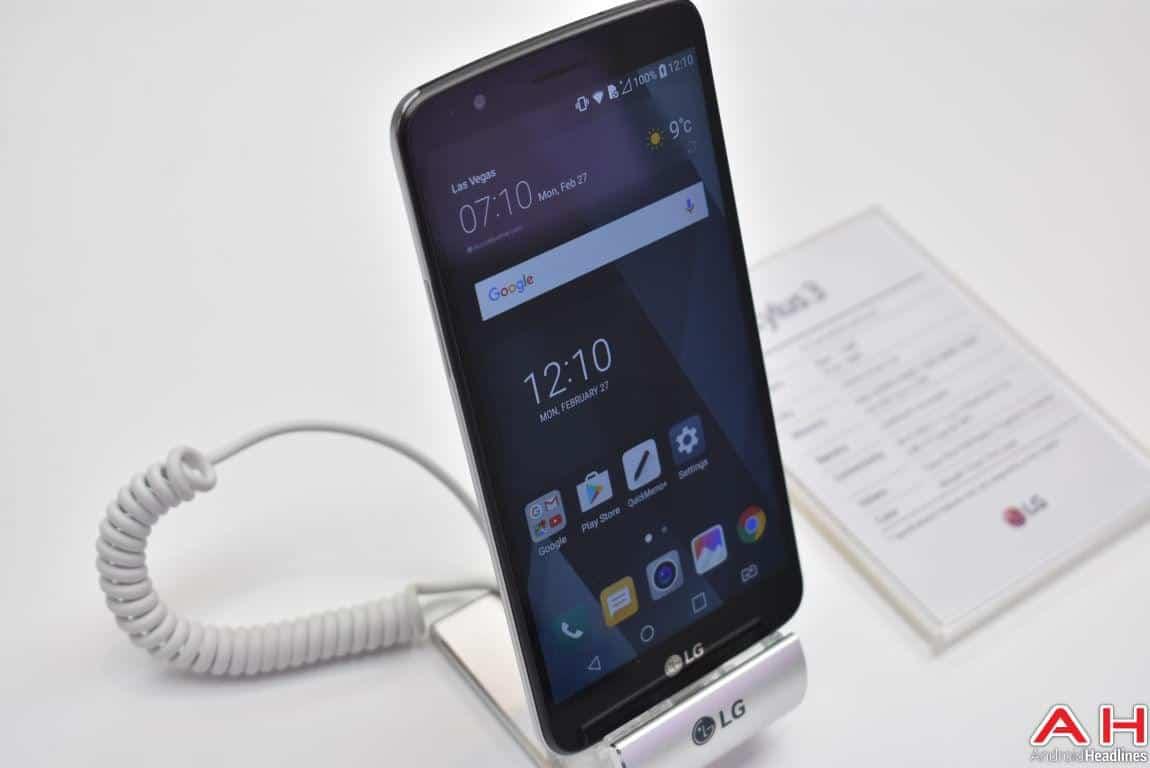 LG X power2 AH 11