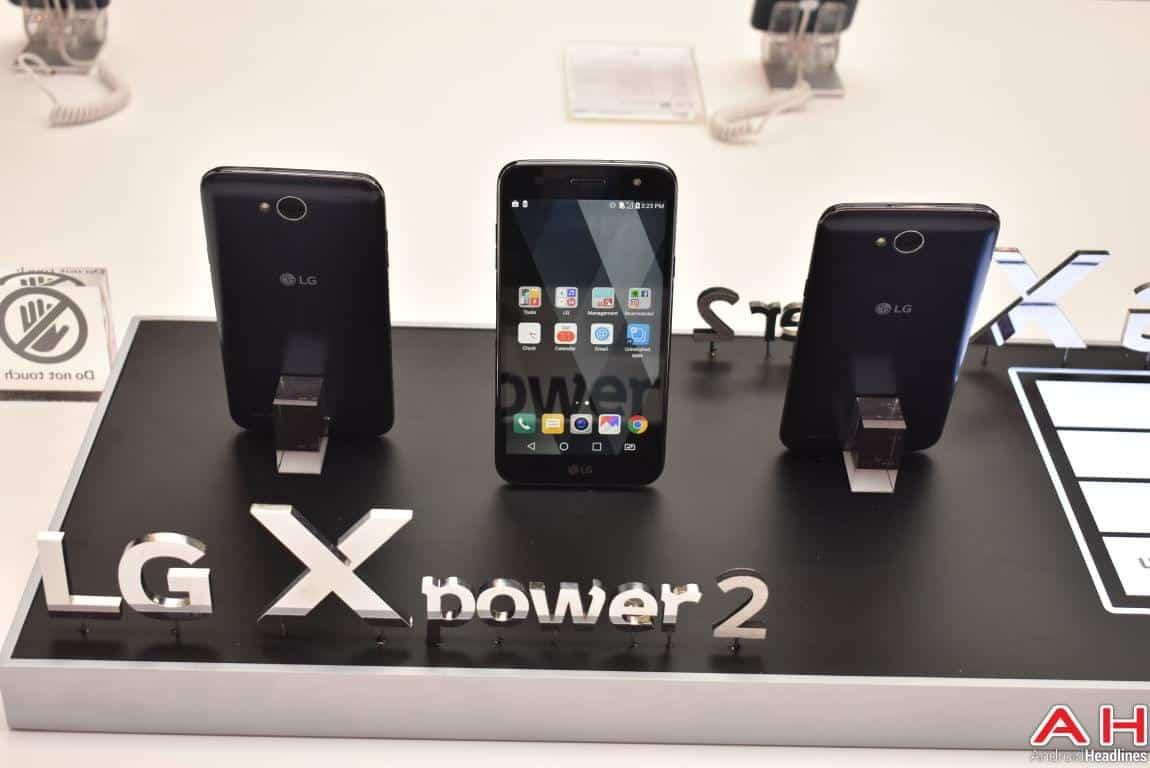 LG X power2 AH 17