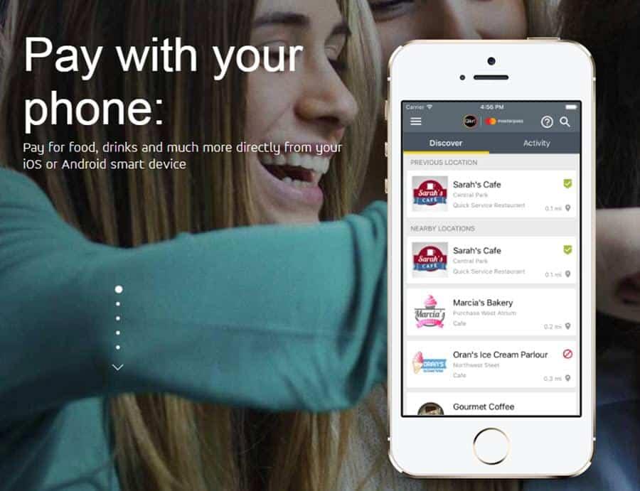 Mastercard Qkr App