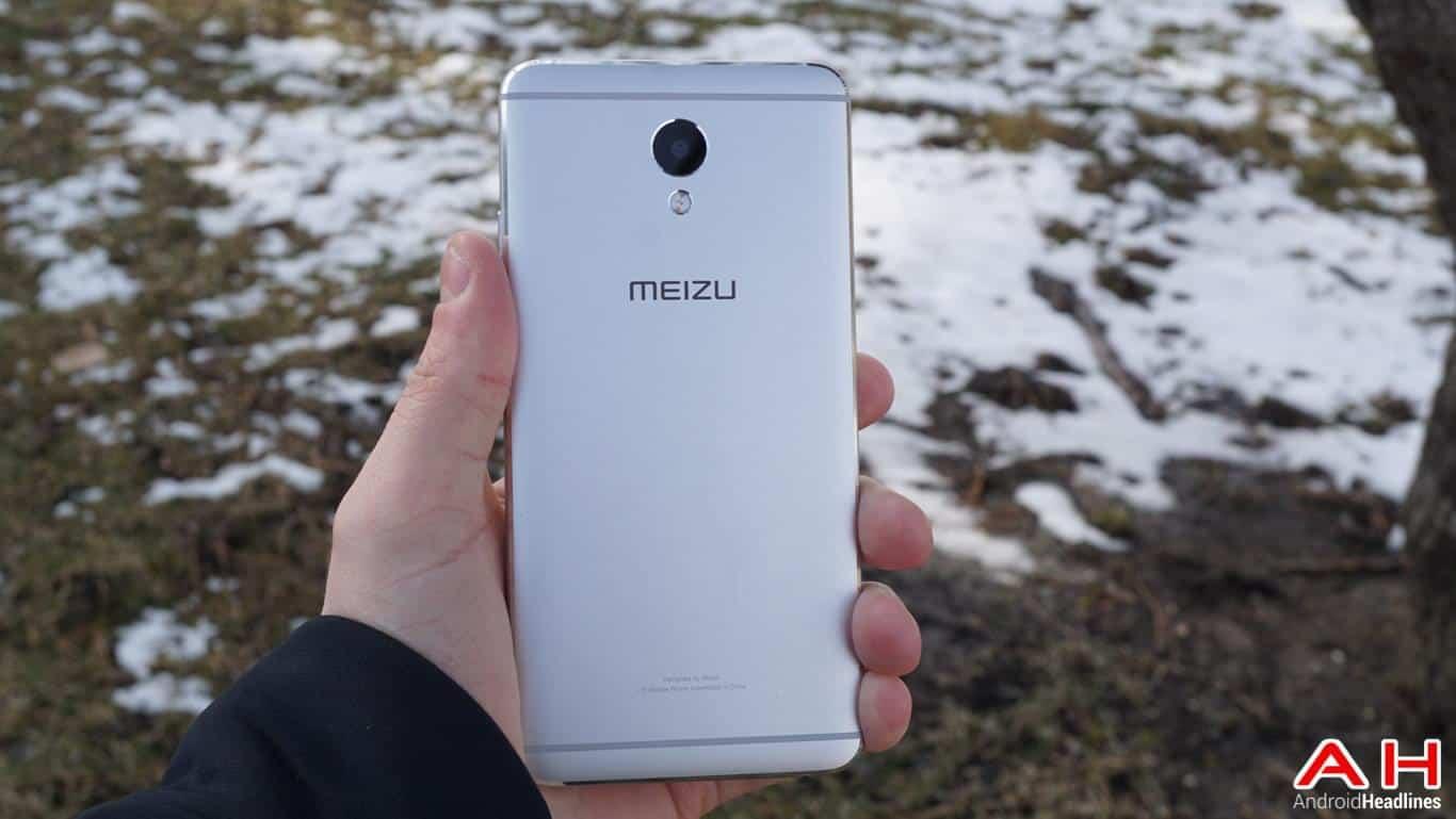Meizu M5 Note AH 1