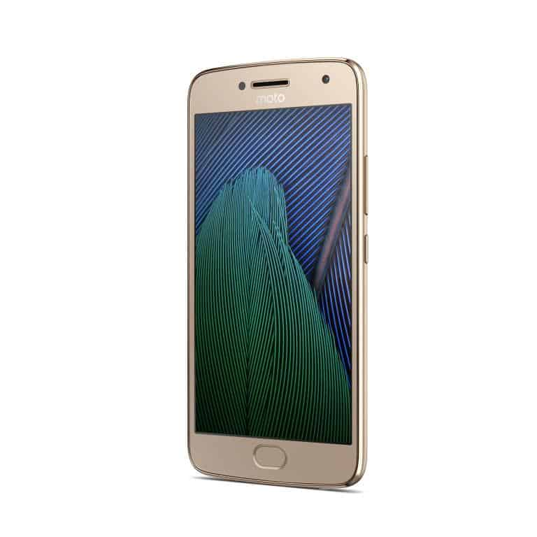 Moto G5 Plus Press 2
