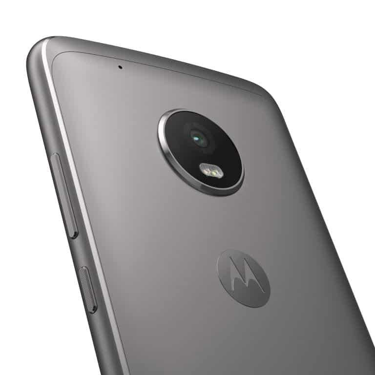 Moto G5 Plus Press 5