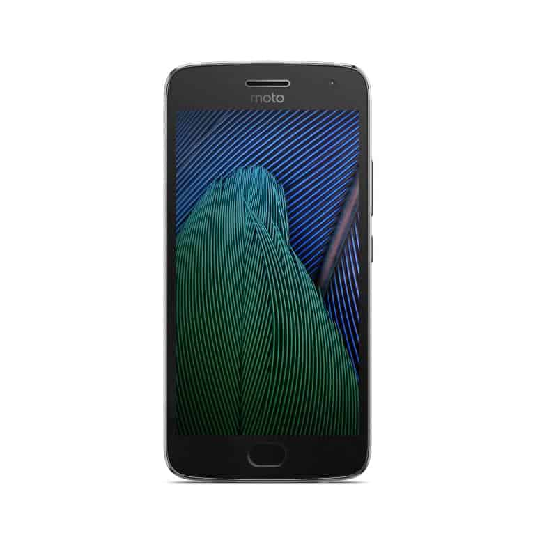 Moto G5 Plus Press 6