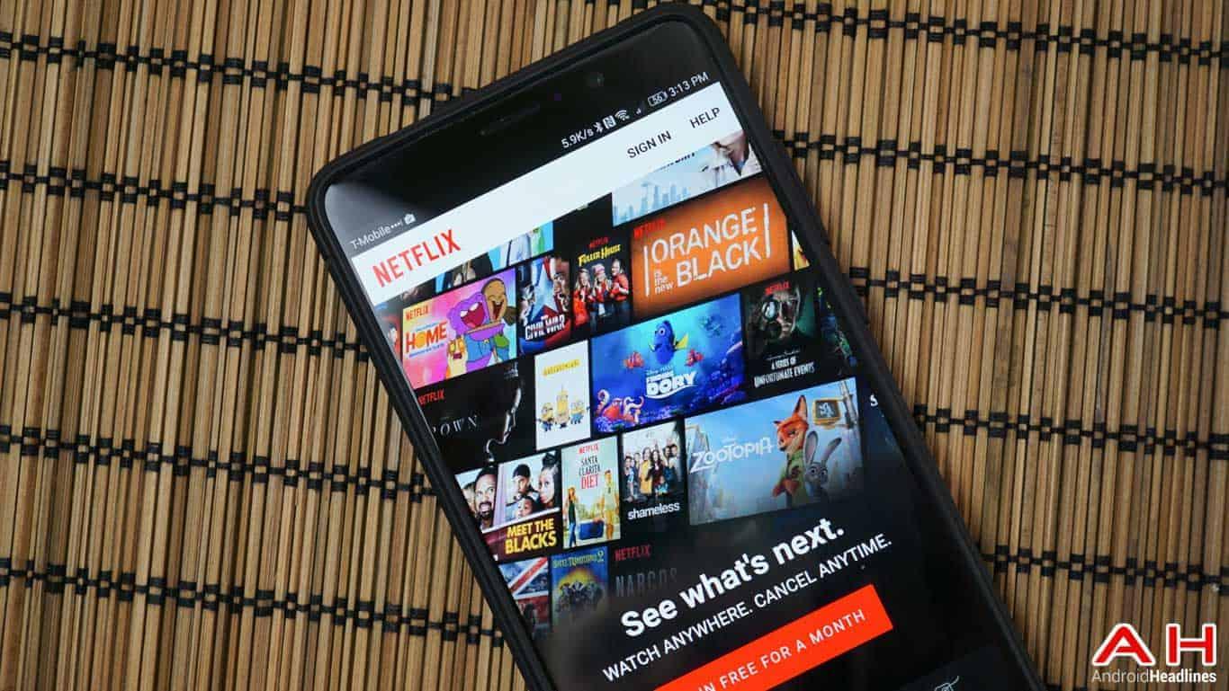 Netflix App AH 1