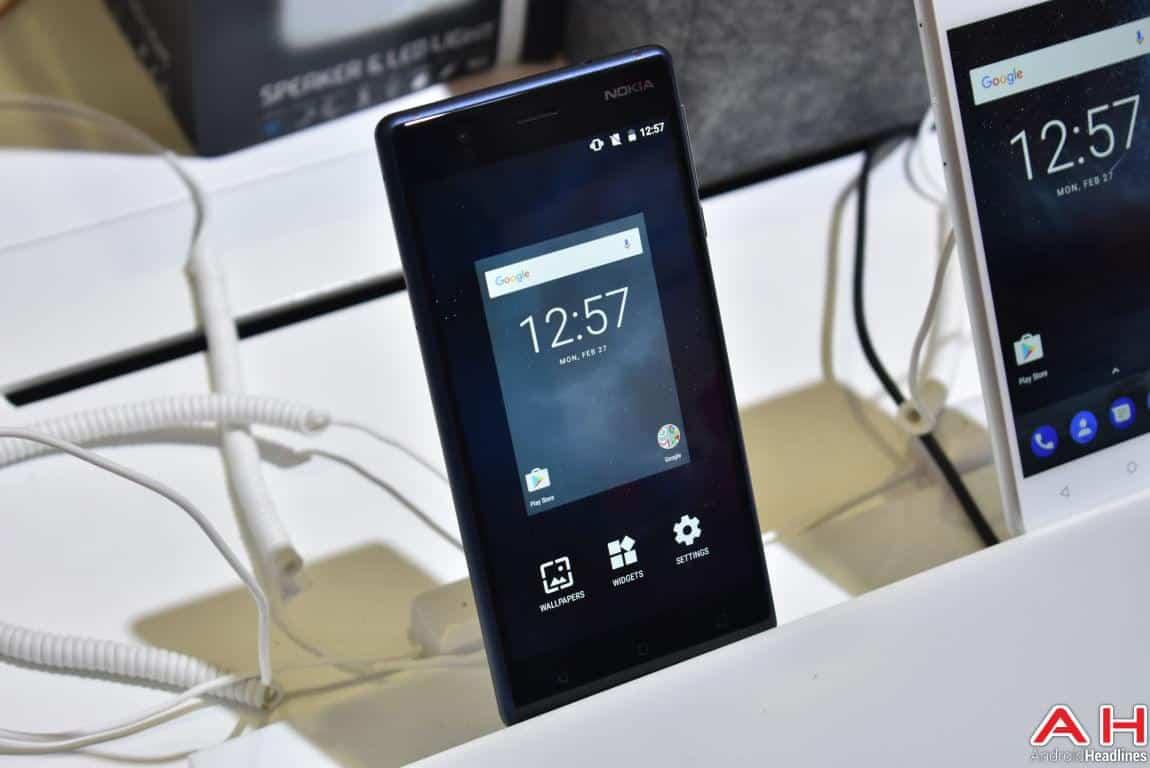 Nokia 3 Hands On AH 1