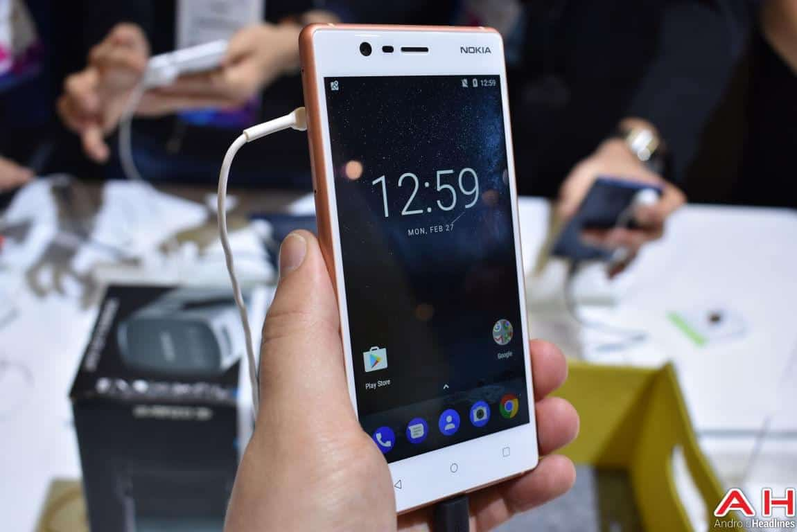 Nokia 3 Hands On AH 14
