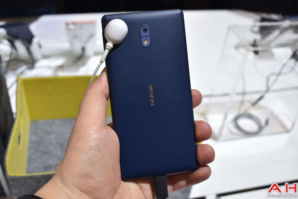 Nokia 3 Hands On AH 15