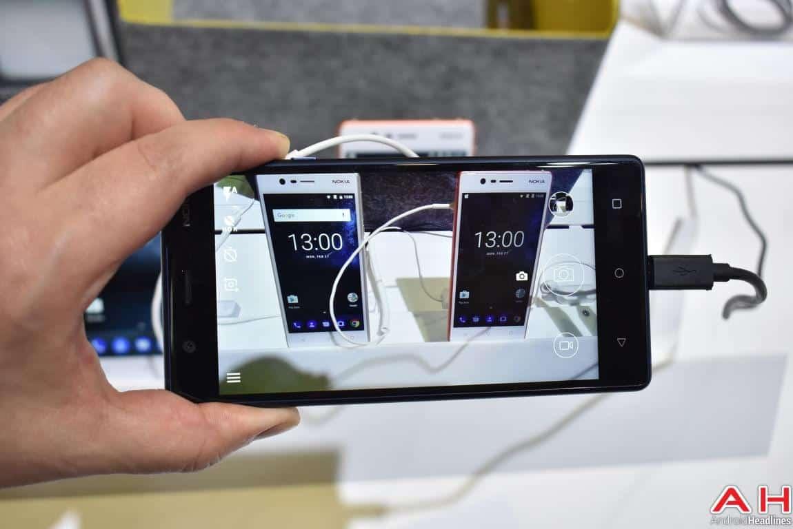 Nokia 3 Hands On AH 16