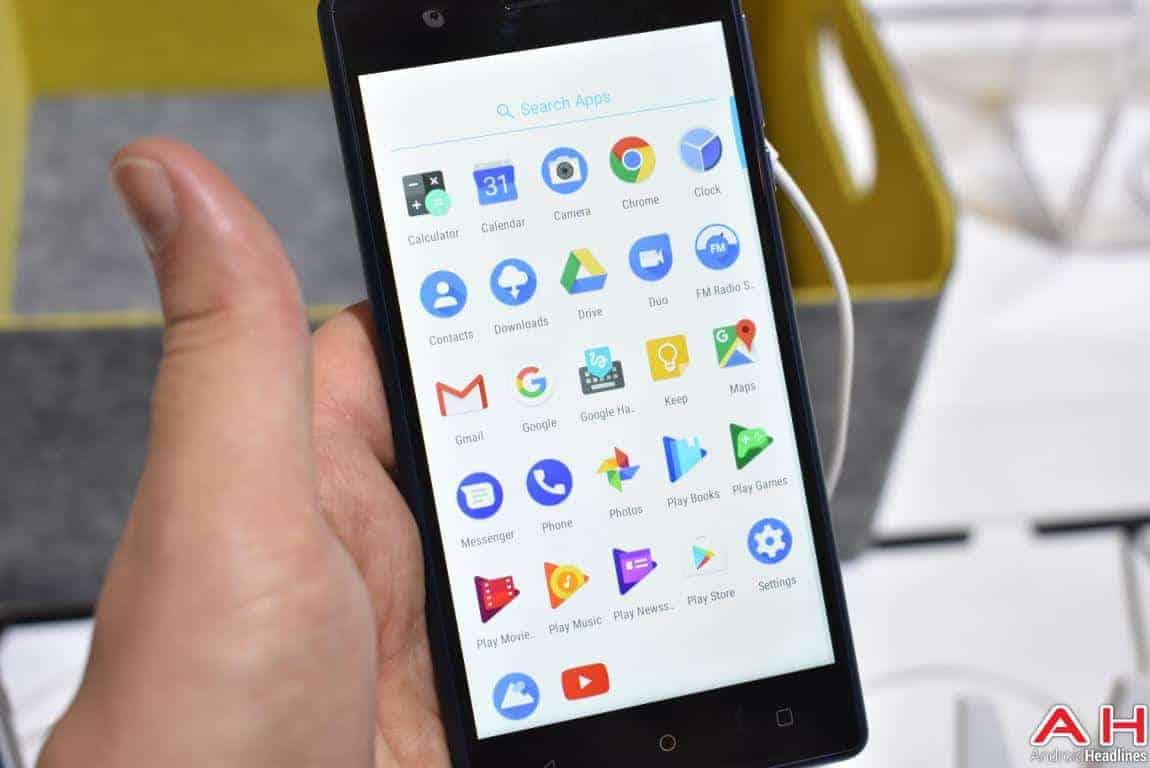 Nokia 3 Hands On AH 17