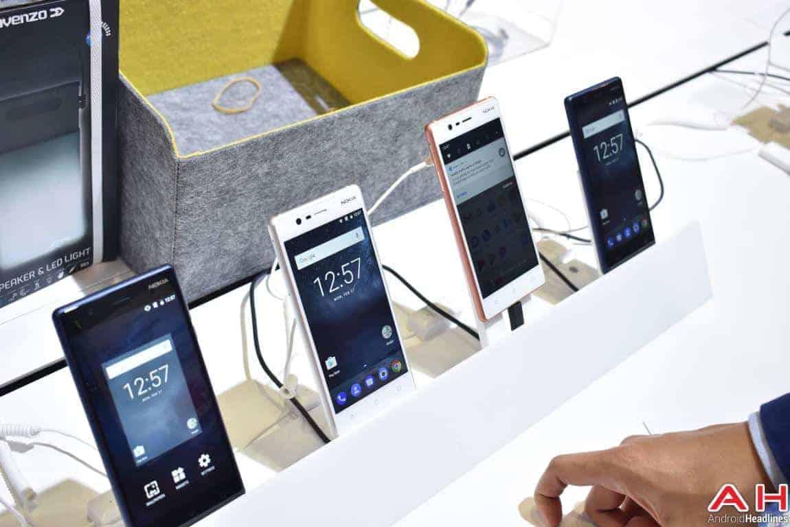 Nokia 3 Hands On AH 3