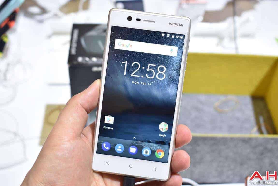 Nokia 3 Hands On AH 4