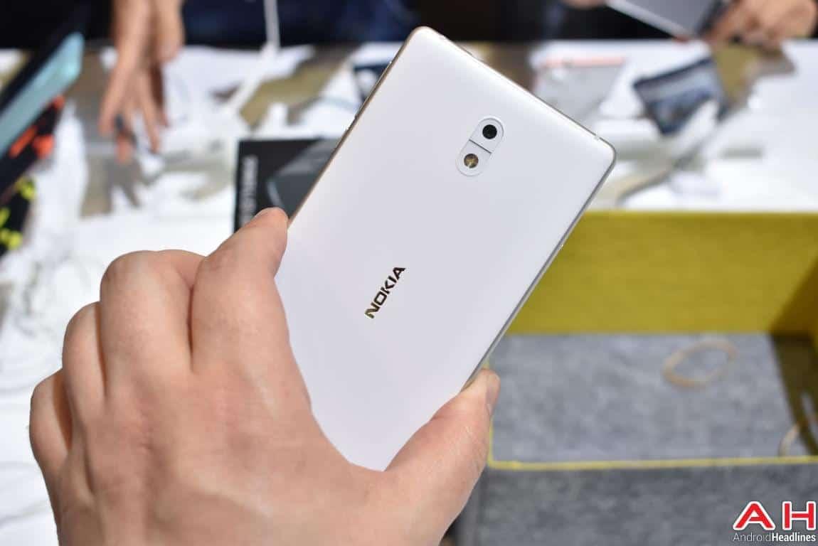 Nokia 3 Hands On AH 6