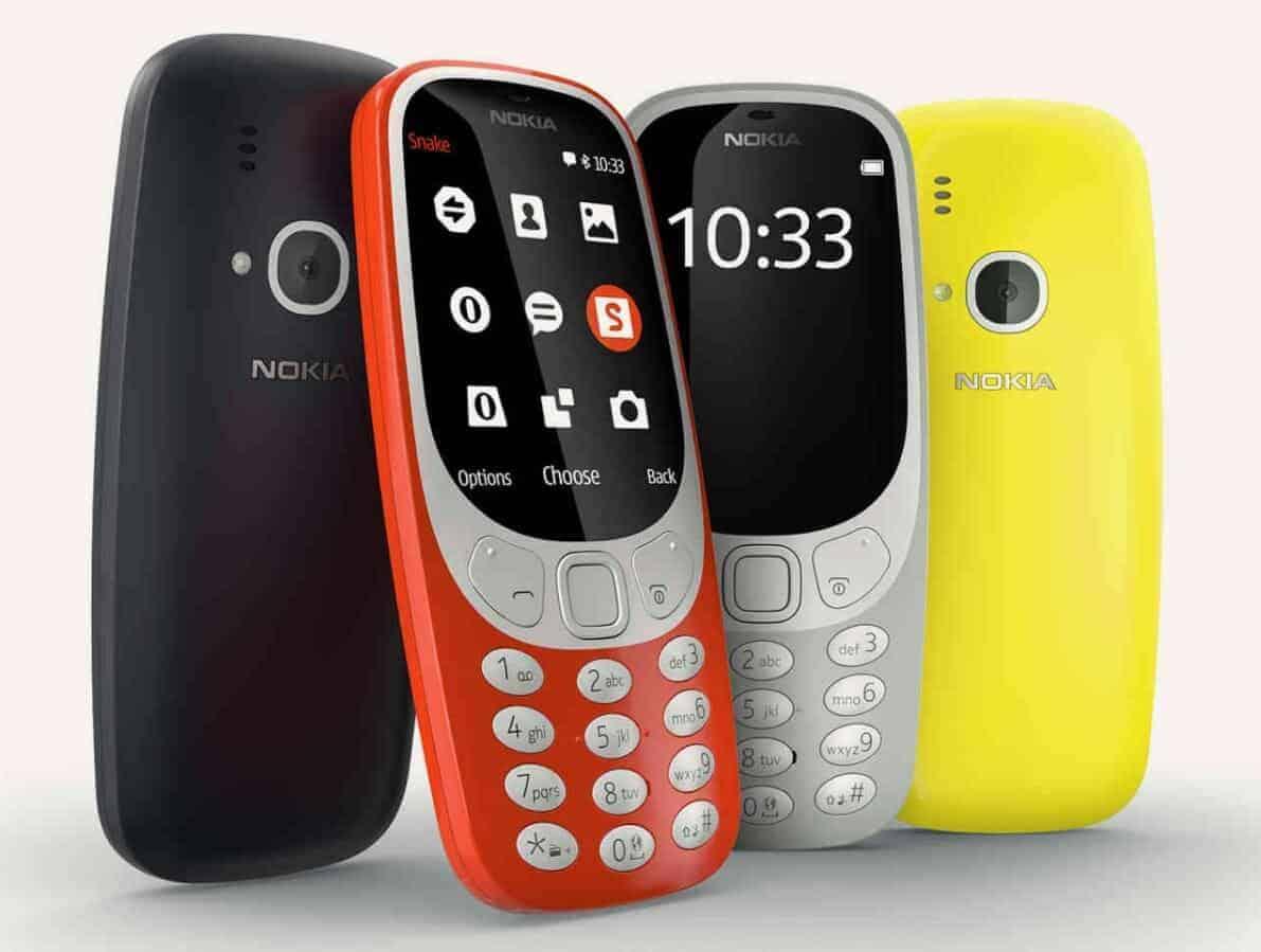 Nokia 3310 2017 5