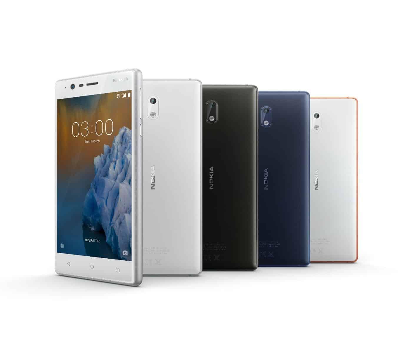 Nokia 3 21