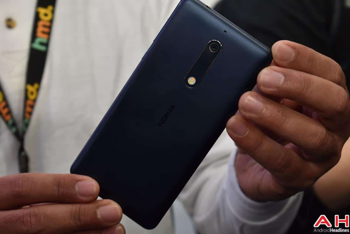 Nokia 5 Hands On AH 3