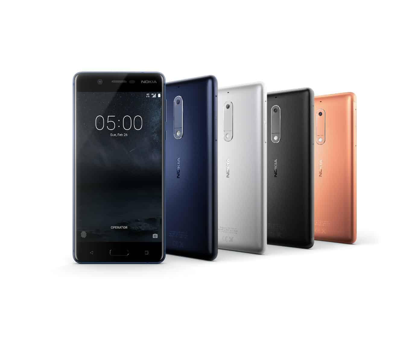 Nokia 5 22