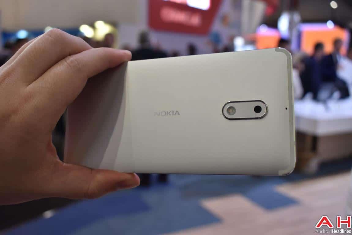 Nokia 6 AH 11