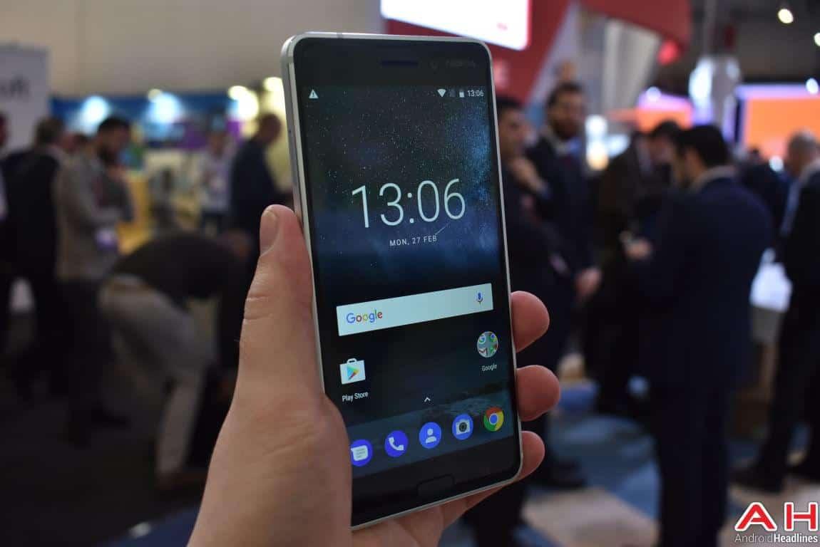 Nokia 6 AH 2