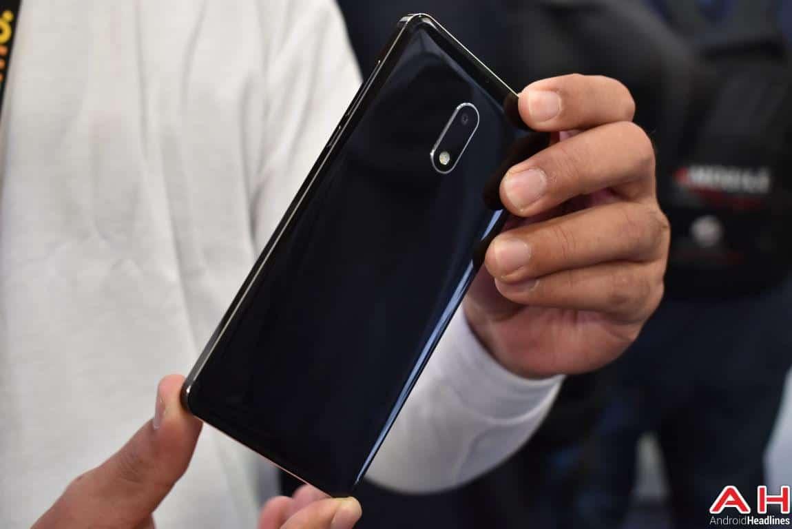 Nokia 6 Hands On AH 4