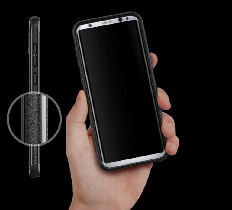 Patchworks Flexguard case for the Galaxy S8 and Galaxy S8 Plus 1