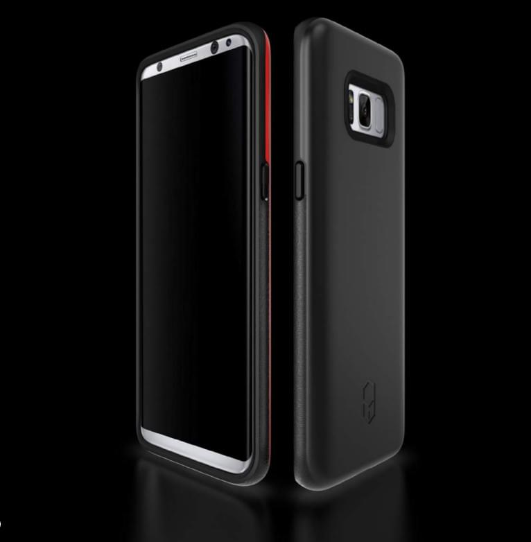 Patchworks ITG Level case for the Galaxy S8 and Galaxy S8 Plus 1