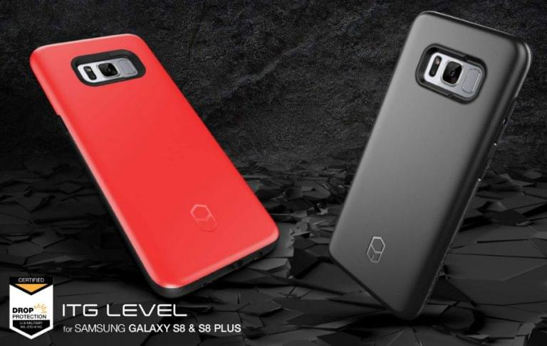 Patchworks ITG Level case for the Galaxy S8 and Galaxy S8 Plus 4