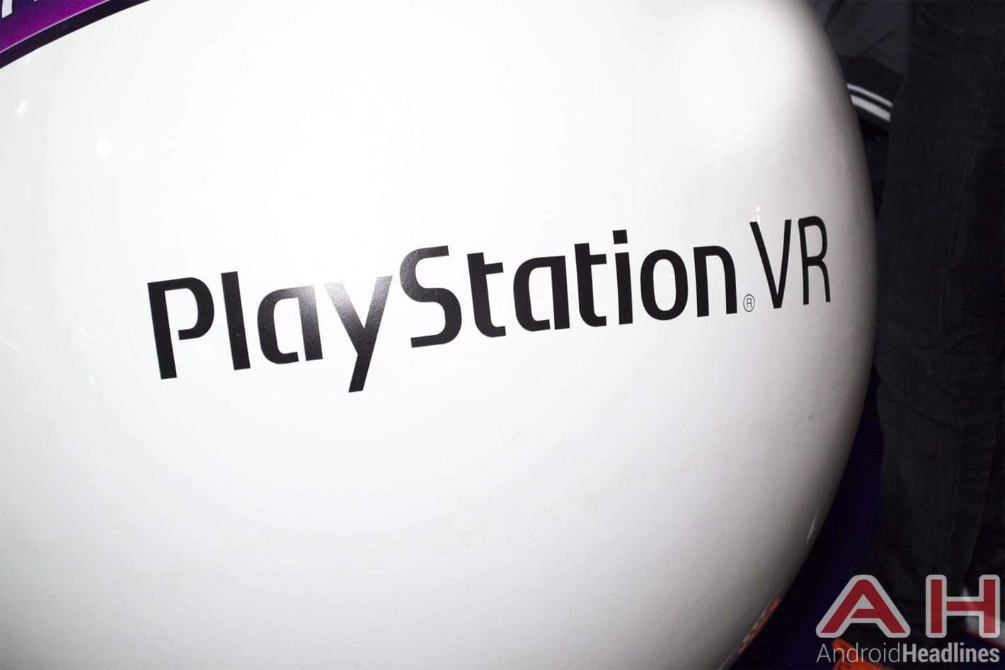 PlayStation VR Logo Capsule AH