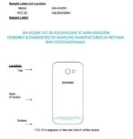Samsung Galaxy A5 FCC 1