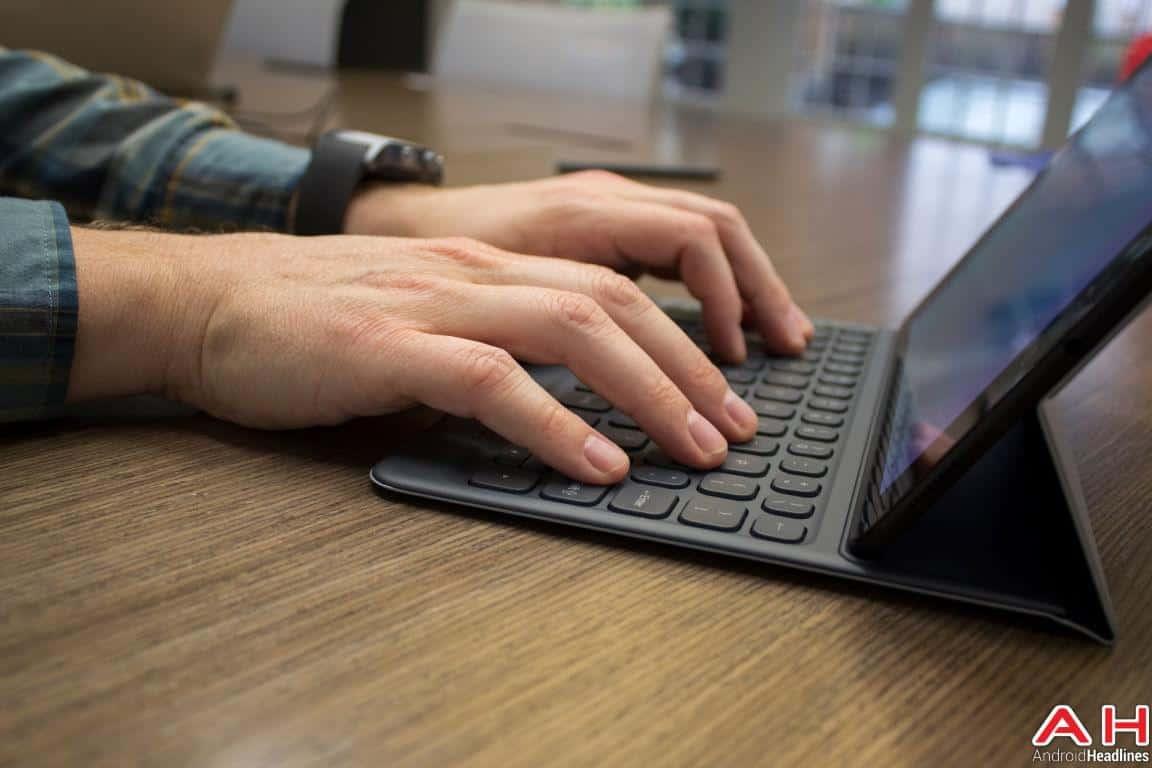 Samsung Galaxy Tab S3 Hands On AH 28