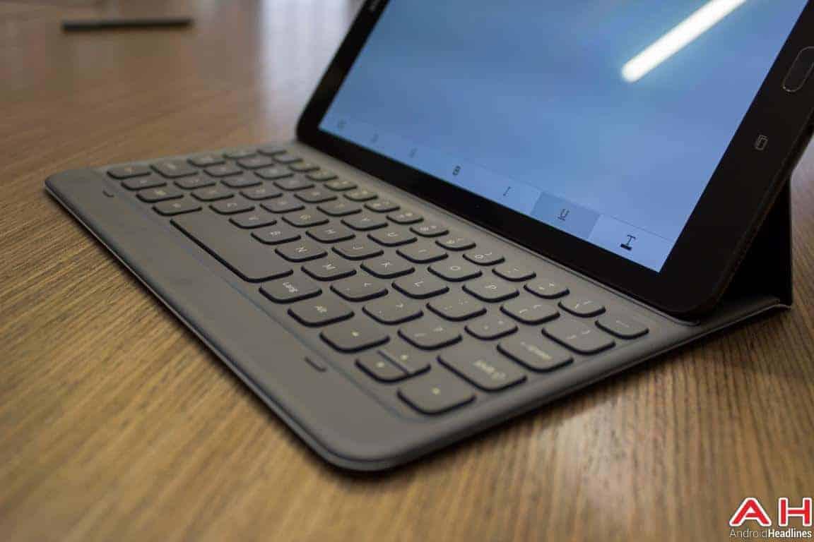 Samsung Galaxy Tab S3 Hands On AH 29