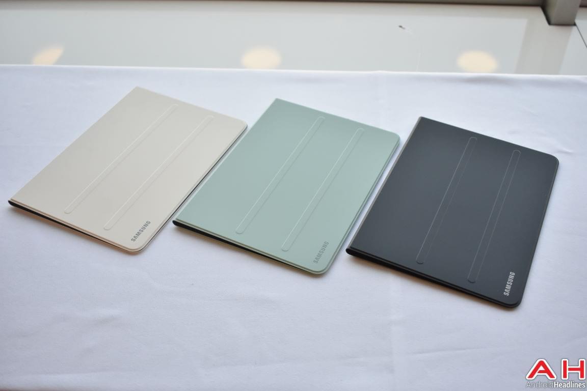 Samsung Galaxy Tab S3 Hands On AH 42