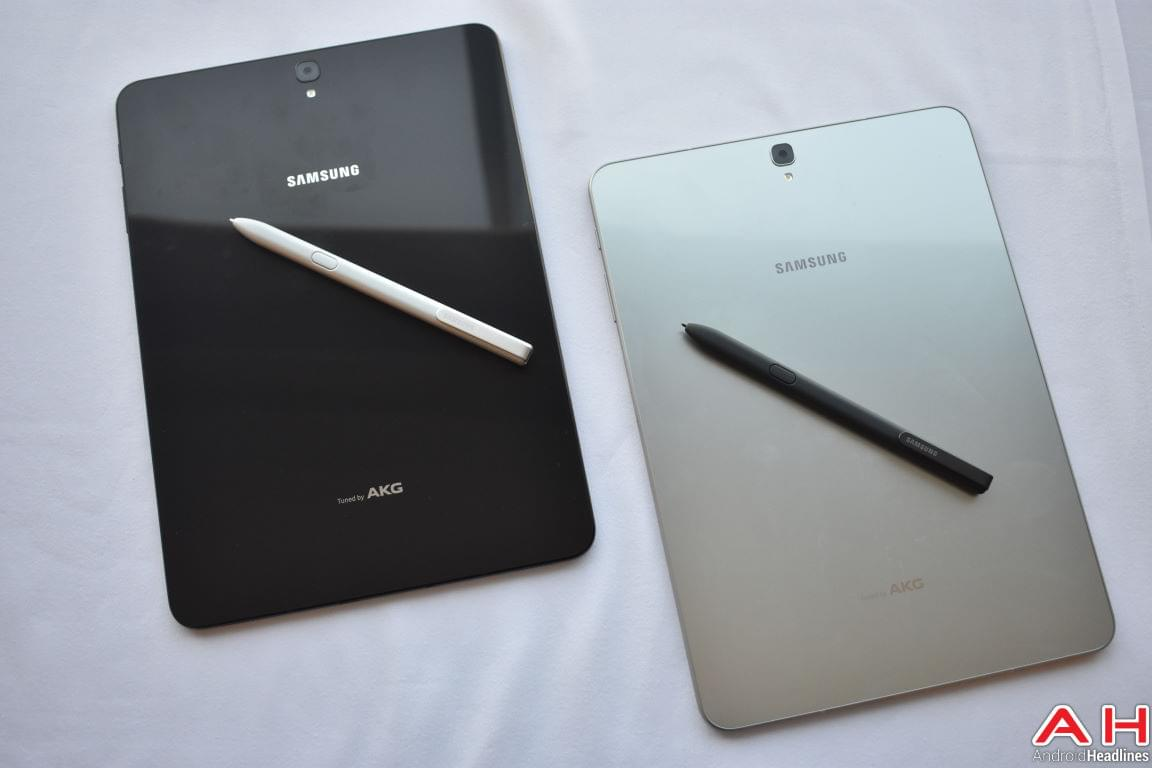 mwc 2017 hands on with the samsung galaxy tab s3. Black Bedroom Furniture Sets. Home Design Ideas