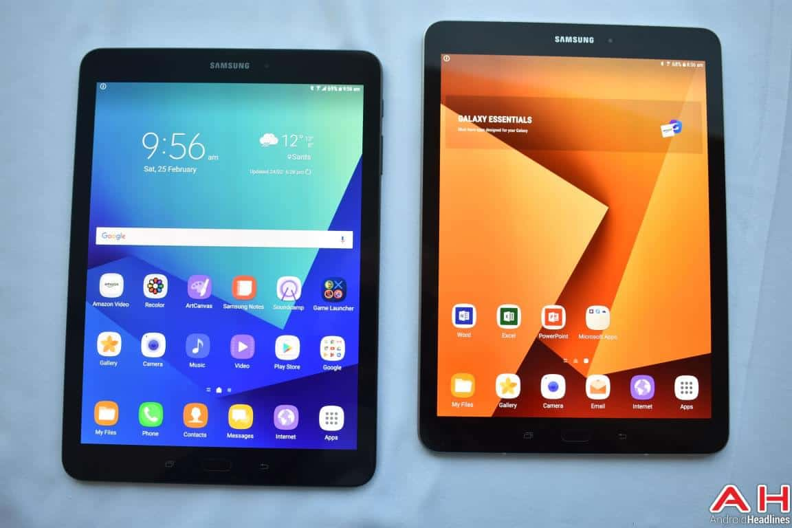 samsung flow lets you send replies from the galaxy tab s3. Black Bedroom Furniture Sets. Home Design Ideas