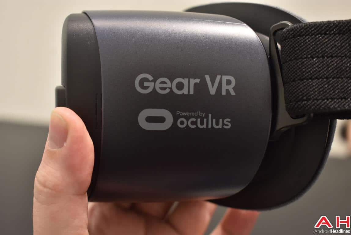 Samsung Gear VR with Controller AH 11