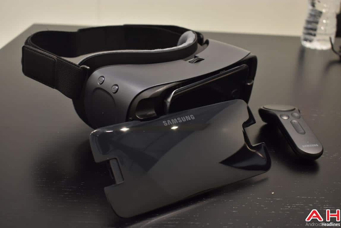 Samsung Gear VR with Controller AH 12