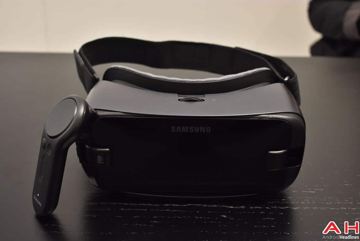 Samsung Gear VR with Controller AH 8