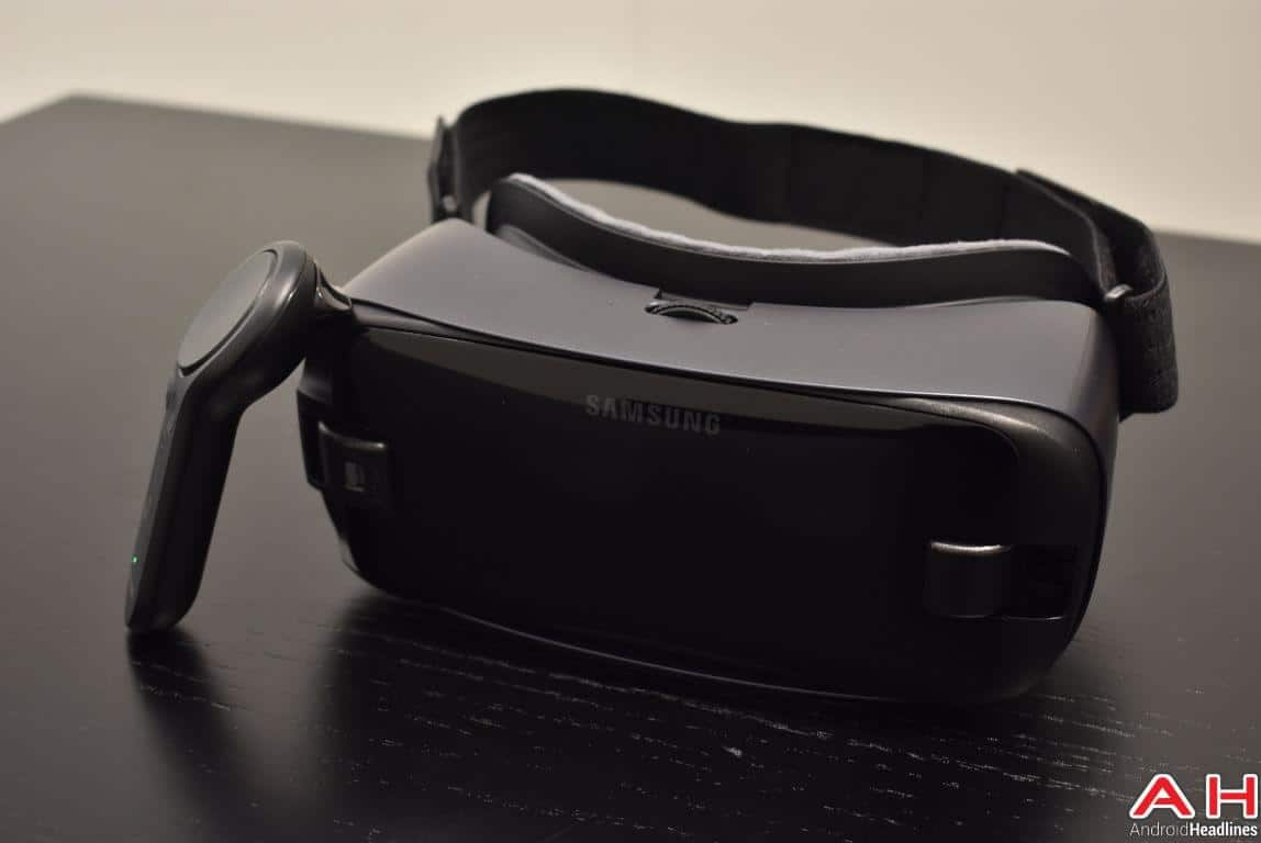 Samsung Gear VR with Controller AH 9