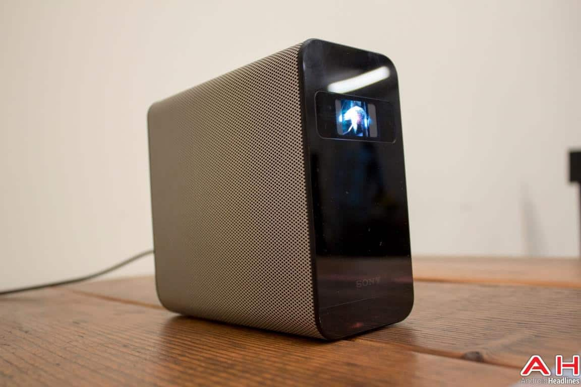 Sony Xperia Touch Hands On AH 3