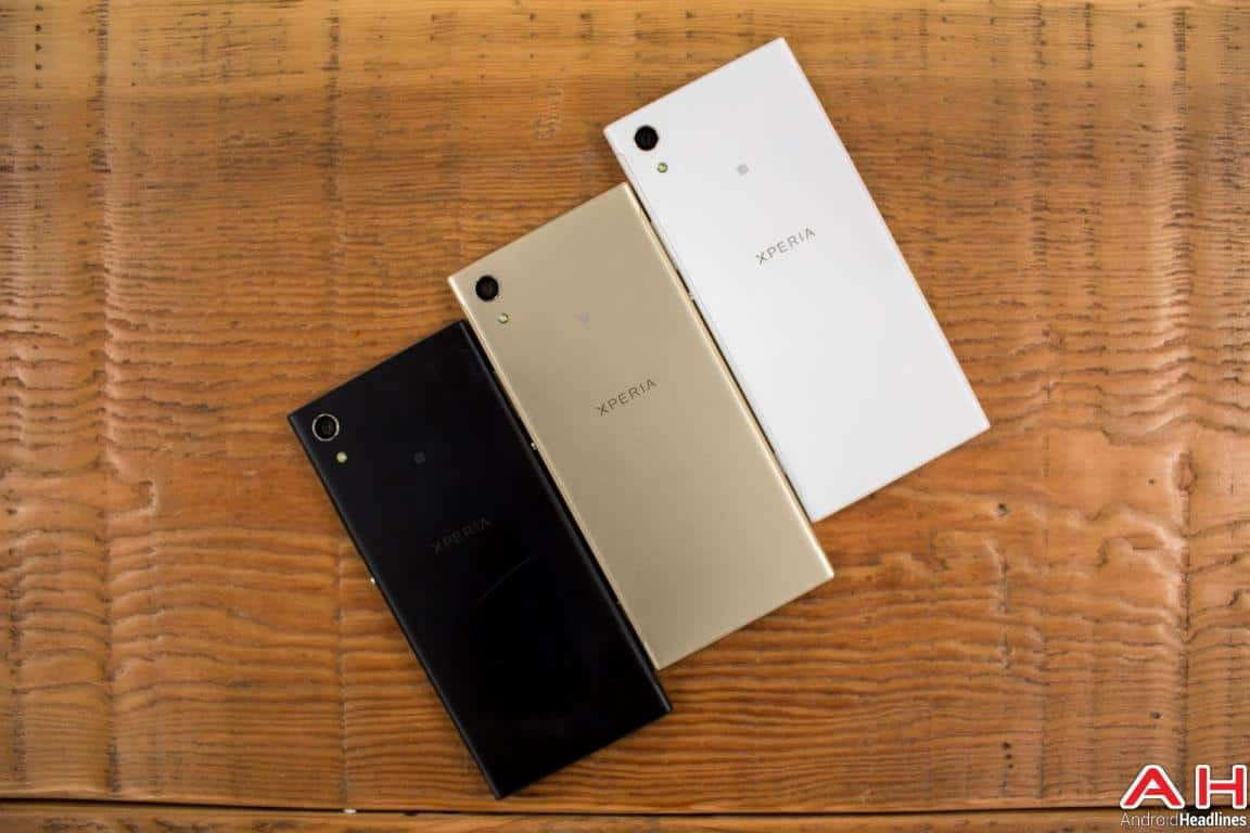 Sony Xperia XA1 Hands On AH 1