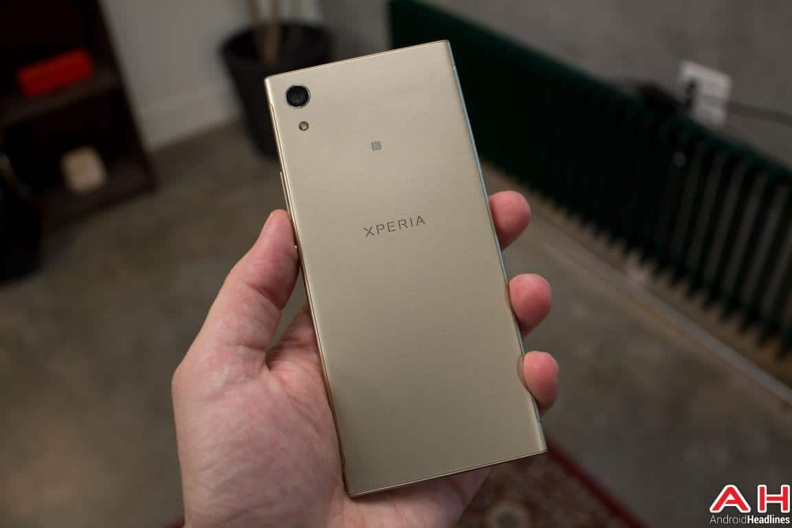 Sony Xperia XA1 Hands On AH 5