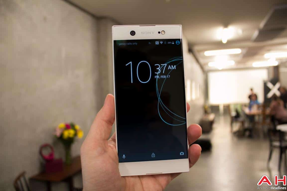 Sony Xperia XA1 Ultra Hands On AH 11
