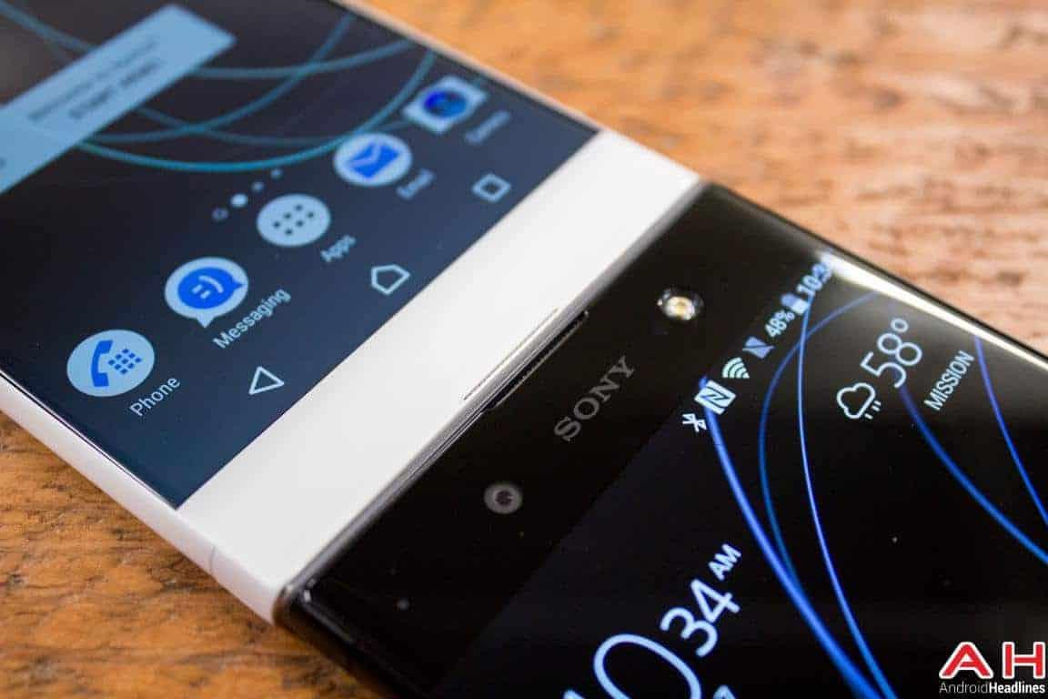 Sony Xperia XA1 Ultra Hands On AH 4